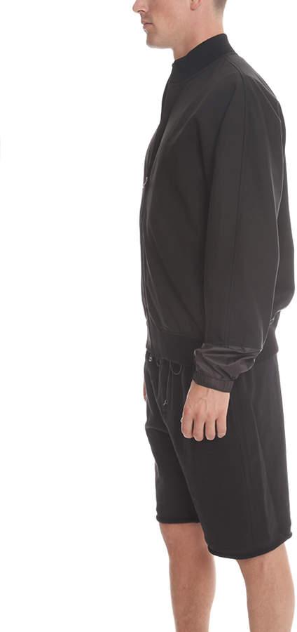 3.1 Phillip Lim Mock Neck Zip Jacket