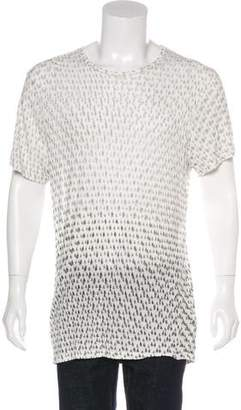AllSaints Feather Printed T-Shirt