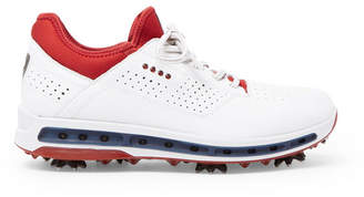 Ecco Cool 360 Leather Golf Shoes - White