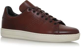 Tom Ford Leather Warwick Sneakers