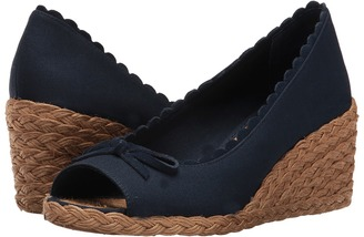 LAUREN Ralph Lauren - Chaning Women's Wedge Shoes $69 thestylecure.com