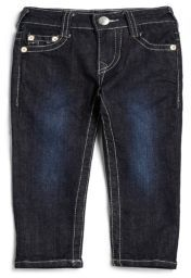 True Religion Infant's Geno Relaxed Slim-Fit Jeans $49 thestylecure.com