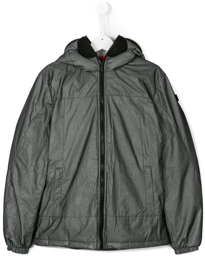 Ai Riders On The Storm Kids padded jacket