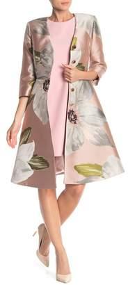 Ted Baker Chatsworth Floral Dress Coat