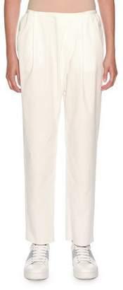 Agnona Cashmere Cotton Judo Pant