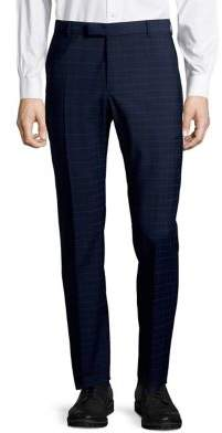 Strellson Mercer Check Suit Pants