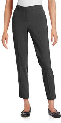 Theory Testra Stretch Wool-Blend Pants