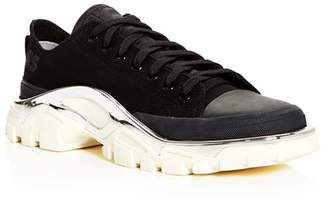 Raf Simons for Adidas Men's Detroit Runner Lace Up Sneakers
