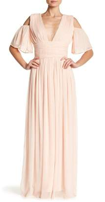French Connection Constance Drape Dress