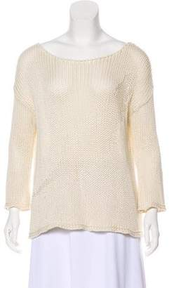 Anine Bing Loose Knit Sweater