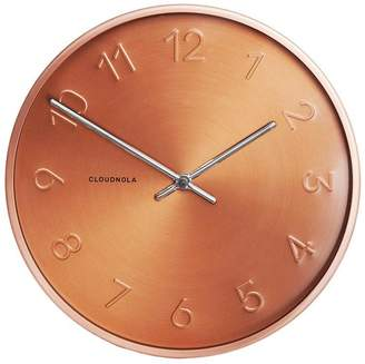 Cloudnola Trusty Clock - Copper