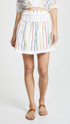 Place Nationale Peille Mini Skirt