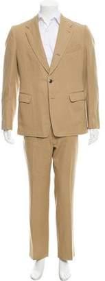 Dries Van Noten Woven Two-Piece Suit