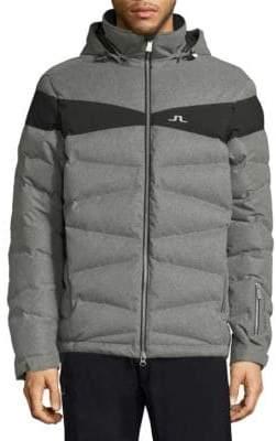 J. Lindeberg Crillon Quilted Ski Jacket