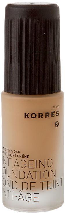 Korres Quercetin and Oak Antiageing Foundation, 05 Bisque 0.91 oz (27 ml)