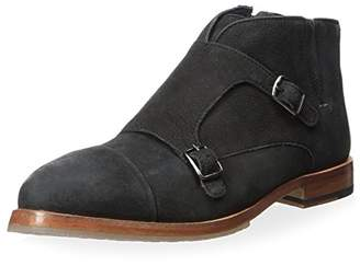 J Shoes Women's Dorado W Double Monk Strap Bootie