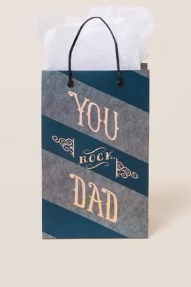 You Rock Dad Gift Bag