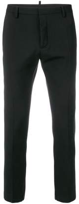 DSQUARED2 tailored cropped trousers