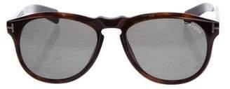 Tom Ford Flynn Keyhole Sunglasses