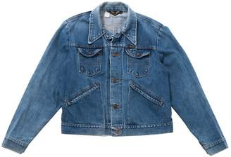 Holiday Boileau X Vestiaire Collective Blue Cotton Jackets