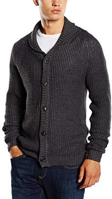 Solid !Solid Men's Cardigan - Grey