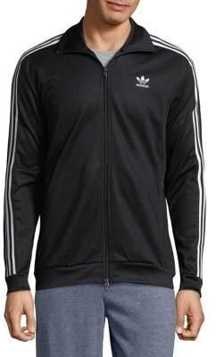 adidas Adicolor BeckenBauer Front Zip Track Jacket