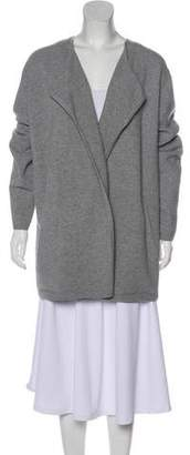Theory Open Front Wool Cardigan