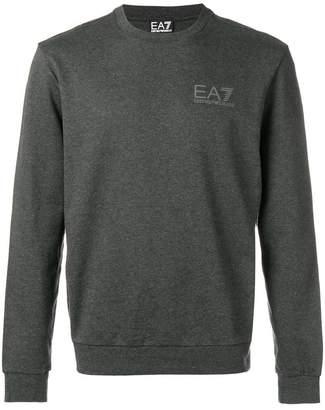 Emporio Armani Ea7 round neck jumper
