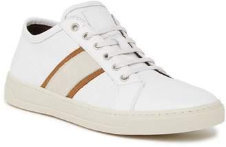Bruno Magli Vico Embossed Leather Sneaker