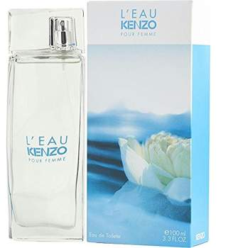 Kenzo L'eau By Edt Spray 3.3 Oz