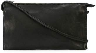 Guidi shoulder strap clutch bag