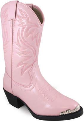 SMOKY MOUNTAIN Smoky Mountain Girl's Mesquite Cowboy Boot Toddler