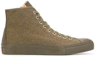 Visvim Skagway hi-top sneakers