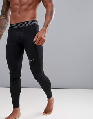 Nike Training Pro Hypercool Tights In Black 888295-011
