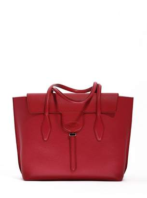 7e79be7b59 Tod's Tods Joy Bag Red Leather