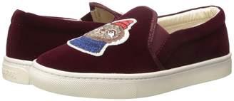 Soludos Velvet Sloth Sneaker Women's Shoes