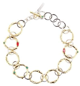 Marni Hoop necklace