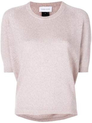 Christian Wijnants crew-neck knitted top