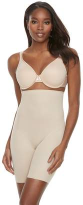 Naomi & Nicole Soft & Smooth High-Waist Thigh Slimmer 7759