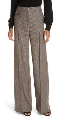 Veronica Beard Jewell Houndstooth Trousers