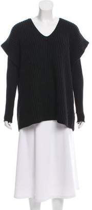 Neil Barrett Oversize Wool-Blend Sweater