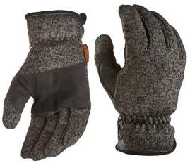Weatherproof Vintage Sweater Fleece Gloves