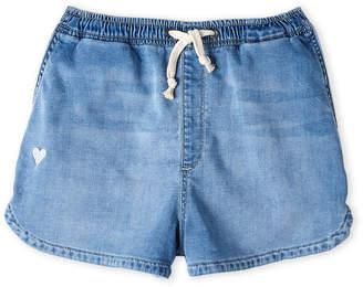 DL1961 Girls 7-16) Betty Active-X Denim Shorts
