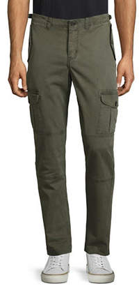 Michael Bastian Garment-Dyed Cargo Pants