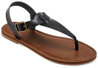 Mossimo Supply Co. Women's Lady Thong Sandals Mossimo Supply Co. $15.99 thestylecure.com