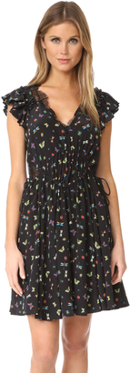 The Kooples Ladybird Dress $425 thestylecure.com