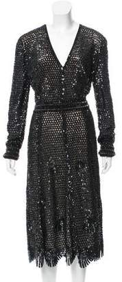 Derek Lam Embellished Evening Dress w/ Tags