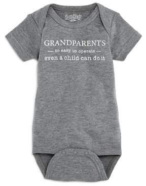 Bloomingdale's Sara Kety Unisex Grandparents Bodysuit, Baby - 100% Exclusive