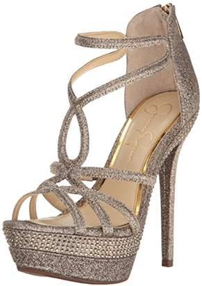 Jessica Simpson Women's ROZMARI Heeled Sandal