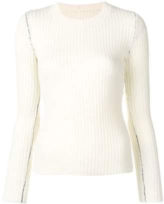 MM6 MAISON MARGIELA cut-out sweater